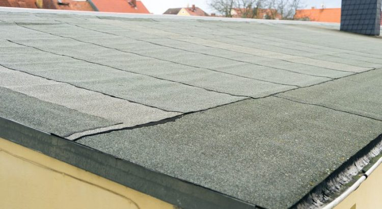Influence of the roof pitch on the roofing material selection